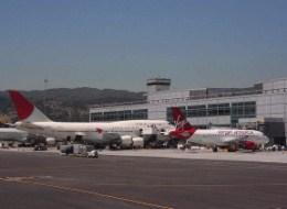 Billeje Oakland Lufthavn