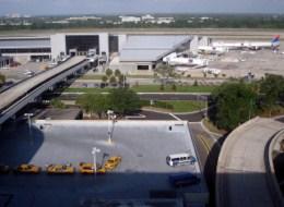 Billeje Tampa Lufthavn