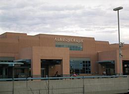 Billeje Albuquerque Lufthavn