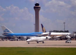 Billeje Houston Lufthavn